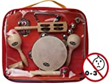 Stagg- Cpk01 Children\'s Percussion Kit
