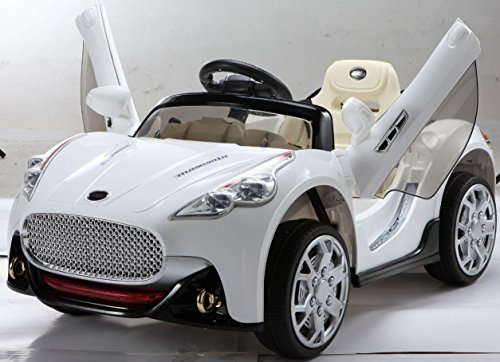 Porsche Cruise Control - New Exclusive Maserati Sport Style 12v Kids Ride on Car, Powered Wheels, Battery with Remote Control, Music, Lights Toy Car for Kids