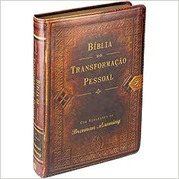 BIBLIA DE TRANSFORMACAO PESSOAL - SOFT MARROM