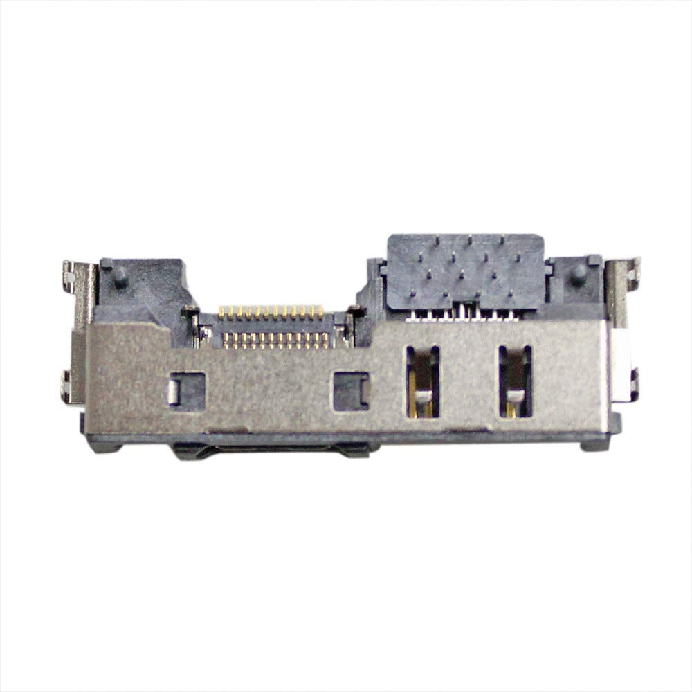 GinTai Type-C DC Power Jack Charging Port Socket Plug Replacement for Lenovo ThinkPad T480 T480S T580