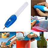 Engraver Pen Cordless Etching Tools with Metal