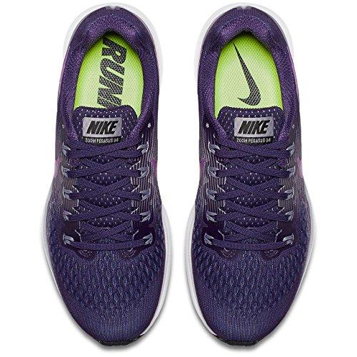 34 Air Femme Pegasus Chaussures WMNS Running Zoom Nike Violet Hyper Ink de 5TqwIBK