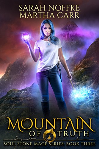 Mountain of Truth: The Revelations of Oriceran (Soul Stone Mage Book 3) cover