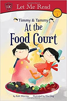 Book Timmy & Tammy At the Food Court