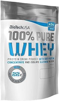 BioTechUSA100% Pure Whey 454g Chocolate Peanut Butter