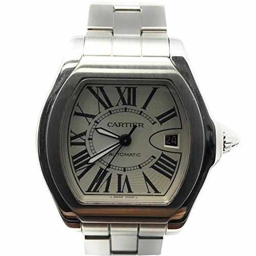 Cartier Roadster swiss-automatic mens Watch W6206017 (Certified Pre-owned)