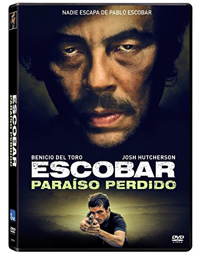 Escobar Paraíso Perdido Dvd Amazon Es Josh Hutcherson Benicio Del Toro Andrea Di Stefano Josh Hutcherson Benicio Del Toro Cine Y Series Tv