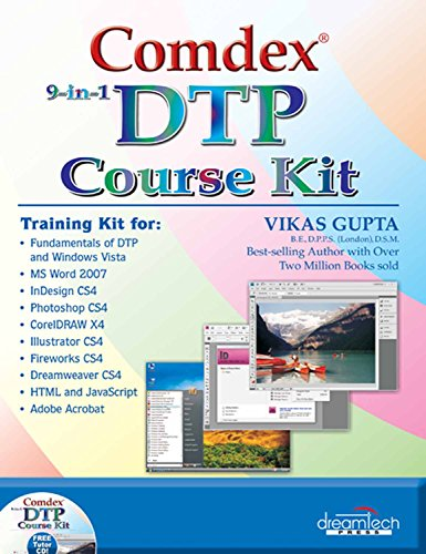 Comdex 9-in-1 DTP Course Kit
