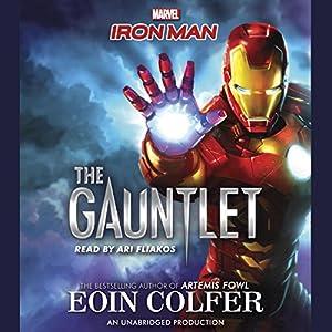 Iron Man: The Gauntlet Audiobook