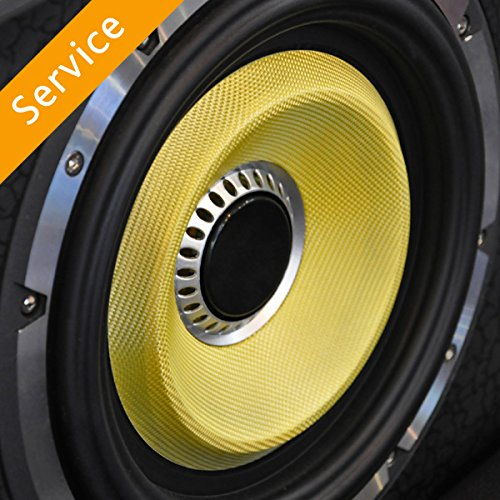 - Car Subwoofer Installation (Enclosure Included) - In-Store