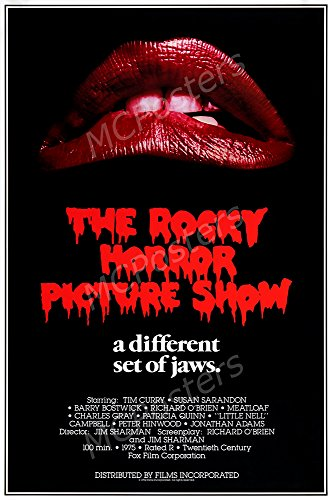 MCPosters The Rocky Horror Picture Show GLOSSY FINISH Movie Poster - MCP256 (24