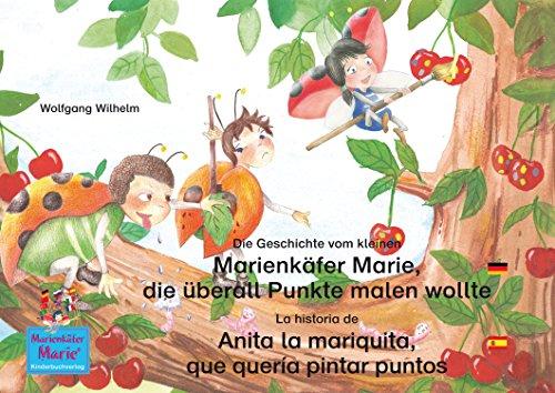 Amazoncom Die Geschichte Vom Kleinen Marienkäfer Marie