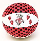 Wisconsin Badgers Fun Gripper 5.5 Mini Basketball NCAA
