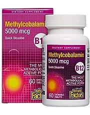 VITAMIN B12 METHYLCOBALAMIN 60