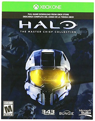 Halo: The Master Chief Collection - Xbox One Download Card/Voucher (Halo The Masterchief)