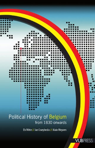Political History of Belgium: From 1830 Onwards