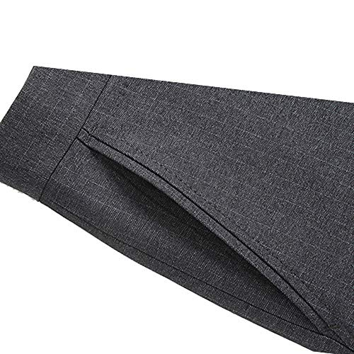 ZFADDS Spring Summer Thin Mens Dress Pants Trousers Business Suit Pants Homme Straight Loose Pants Male 607 31 by ZFADDS