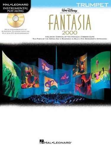Download Fantasia 2000 For Trumpet - Instrumental Play-Along Book/CD Pkg PDF