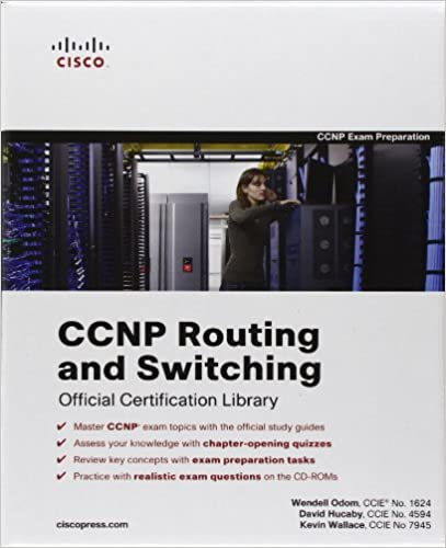 CCNP Routing and Switching Official Certification Library (Exams 642 ...