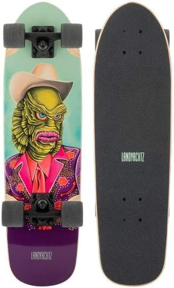 LANDYACHTZ Dinghy Creature 28.5 Cruiser Skateboard