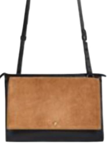 fddd15b1 Zara classic leather Crossbody bag: Handbags: Amazon.com