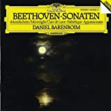 Pathetique, Moonlight, & Appassionata Sonatas