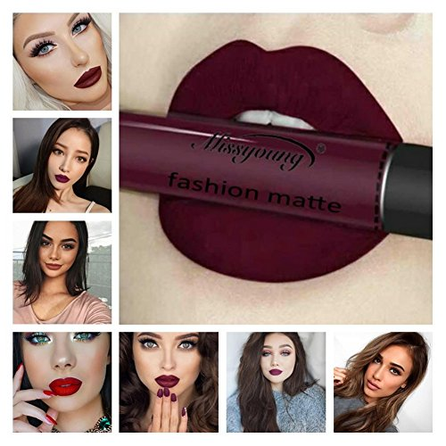 Buy matte dark lipstick