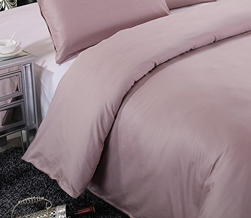 COSFY-400-Thread-Count-100-Percent-Cotton-Duvet-CoverIncludes-Duvet-Cover-1PC-Grey