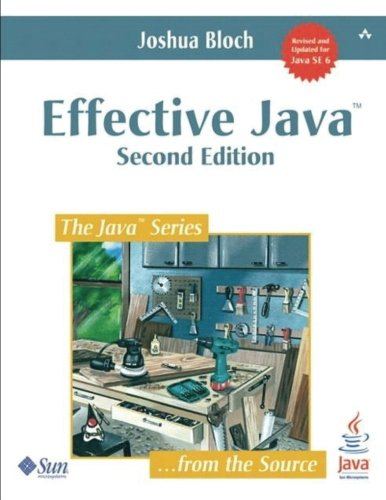 Effective Java (2nd Edition) (Java Exception Handling Best Practices)