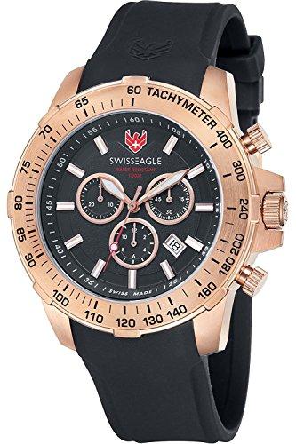 Swiss Eagle Herzog SE-9065-05 - Men's Watch