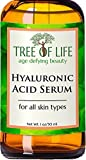 ToLB Hyaluronic Acid Serum for Skin - 100% Pure with Vitamin C + Natural Ingredients for Enhanced...