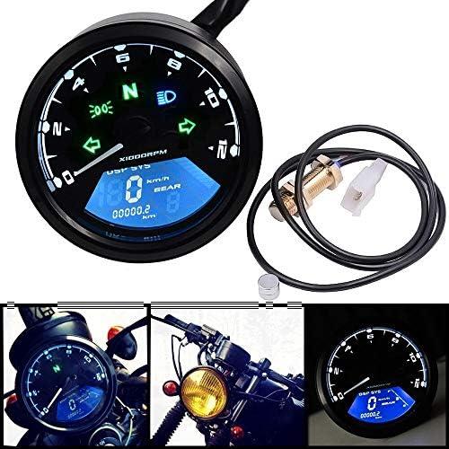Digital Tachometer Für Honda Shadow Vt 750 600 C Tm1 Auto