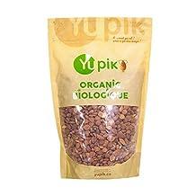Yupik Organic Bitter Apricot Kernels, 1 kg