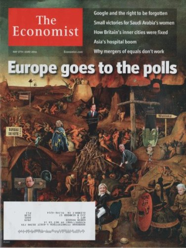 Download The Economist 2014 May 17 - Europe Goes to the Polls PDF