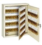 Master Lock 7128D Heavy Duty Key Cabinet, 20 x 16-1/2 x 5 Inch