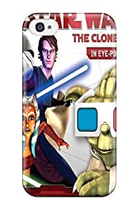 Andre-case Fashion protective Star Wars Clone Wars 5YxNHLDqdOR case cover For Iphone 5s