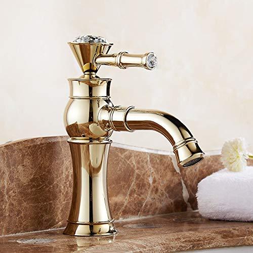 Cucsaist Faucet Faucet Faucet 360 Grados Boca Giratorio Boca de Cobre Faucet Boca Grados giratoria Caliente y fría Faucet 34b41d