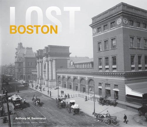 Read Online Lost Boston pdf