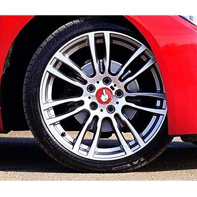 4pcs x 60mm Car Rims Wheel Center Hub Caps C 30: Automotive