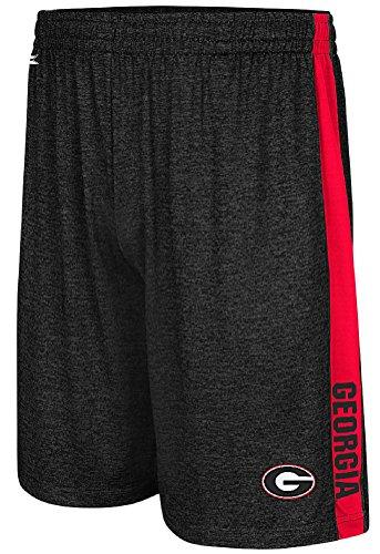 georgia bulldog basketball shorts - 6