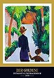 Kunstkalender 2018 – Der Goldene DUMONT-Kunstkalender – Wandkalender – Hochformat A3 29,5 x 42 cm