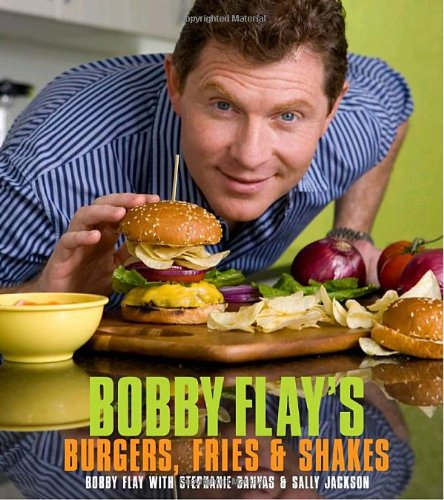 Bobby Flay Burger Restaurant - Bobby Flay's Burgers, Fries, and Shakes