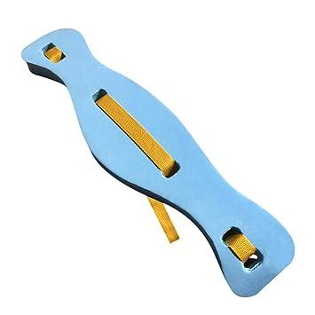 luckycyc natación cintura cinturón flotador de espalda natación cinturón de flotación para niños el entrenamiento de natación: Amazon.es: Deportes y aire ...