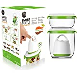 FOSa Vacuum Food Storage and Marinator Starter Set