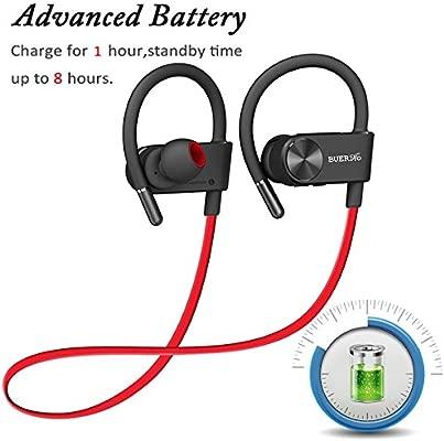 Auriculares Bluetooth Auricular inalámbrico Deporte Gimnasio ...
