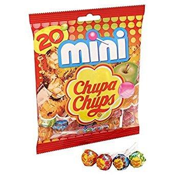 Chupa Chups Mini Bag 20 per pack