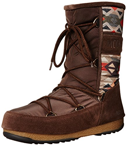 Tecnica Womens Moon We Vienna Winter Fashion Boot Brown
