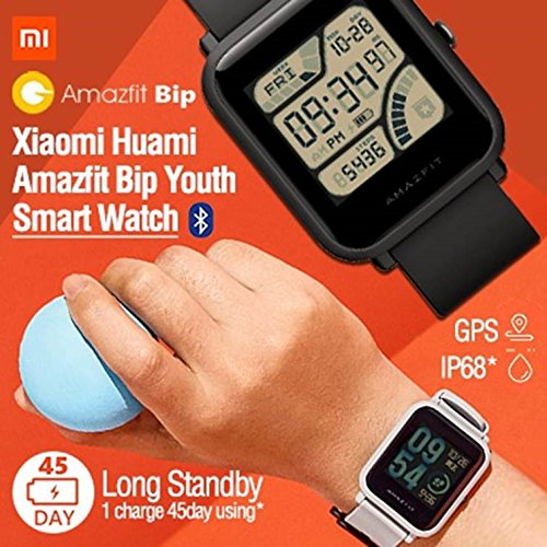 A1 Corning Gorilla Glass Screen Smart Watch GPS Real-time Heart Rate Monitor Bluetooth Sports Activity Tracking, Sleep Monitoring,Fitness Tracker ...