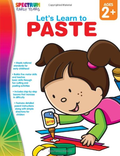 Let's Learn to Paste, Ages 2 - 5 pdf epub