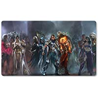 BakedBanana - Planeswalkers - Board Game MTG Playmat Table Mat Games Size 60X35 cm Mousepad Play Mat for Yugioh Pokemon Magic The Gathering